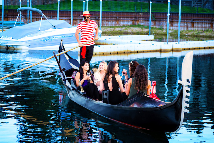 Black Swan Gondola Cruise
