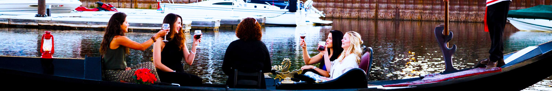 Book Your San Diego Gondola Experience