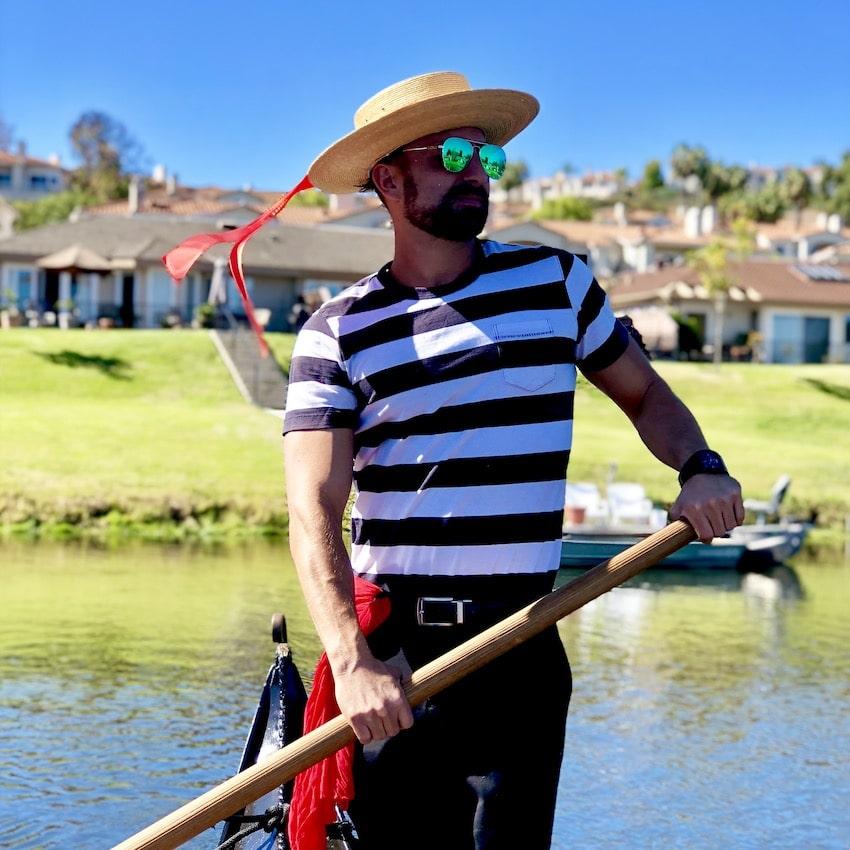 San Diego Date   San Diego Gondola Company