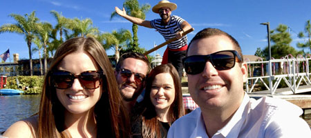 The Morning Special Gondola Rides | Brunch in San Diego | San Diego Group Events